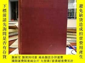 二手書博民逛書店English罕見heraldic book-stamps, figured and described.Y9