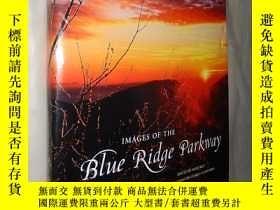 二手書博民逛書店Images罕見of The Blue Ridge Parkwa