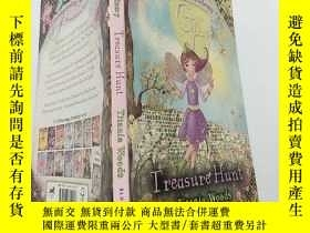 二手書博民逛書店treasure罕見hunt titania woods:尋寶titania woodsY200392 外文