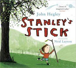 【麥克書店】STANLEY'S STICK /英文繪本《主題:分享》