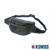 K-SWISS Fanny Waist Pack運動腰包-橄欖綠
