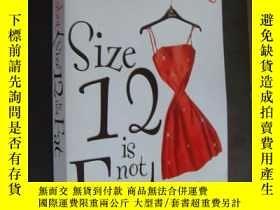 二手書博民逛書店Size罕見12 Is Not Fat: A Heather W
