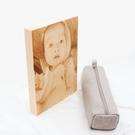 阿拉斯加扁柏-木刻照片|客製化禮品,高品質照片雷雕,生日禮物,情人節禮物推薦