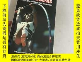 二手書博民逛書店Sports罕見Injuries:Their Preventio