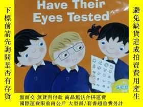 二手書博民逛書店TOPSY罕見AND TIM HAVE THEIR EYES TESTED 兒童讀物 英文版Y42402