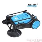 無動力工業掃地車手推式掃地機工廠物業倉庫車間垃圾清掃車機器人 suger LX
