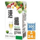 【免運直送】紅牌速纖維飲料300ml(24入/箱)*3箱【合迷雅好物超級商城】 -02