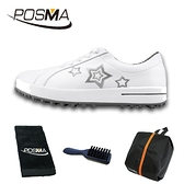 高爾夫鞋子女士球鞋 夏款 golf運動休閒鞋 網布球鞋 GSH113HOL