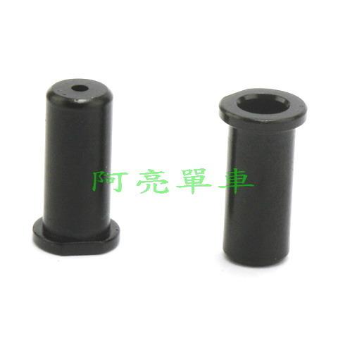 *阿亮單車*Jagwire車架用半通止拴,黑色,鋁合金材質,5mm外管適用《A80-248》