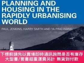 二手書博民逛書店Planning罕見And Housing In The Rapidly Urbanising World (ho