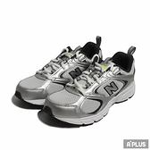 NEW BALANCE 男女 復古運動鞋 老爹鞋 銀-ML408C
