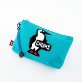 【CHUMS】Medium Pouch Sweat 收納包 青金石-CH602710T022