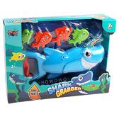 鯊魚咬咬樂 寶寶洗澡玩具 小鯊魚玩具 沙灘玩具 3898 好娃娃