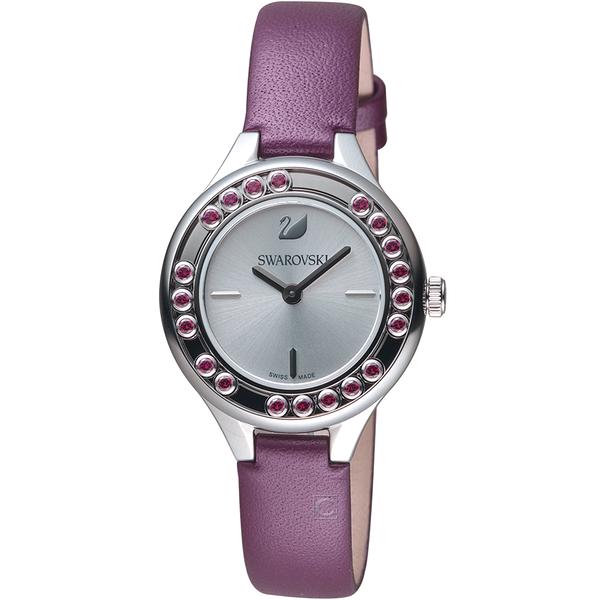 施華洛世奇SWAROVSKI Lovely Crystals Mini 低調奢華飄鑽魅力腕錶 5295331