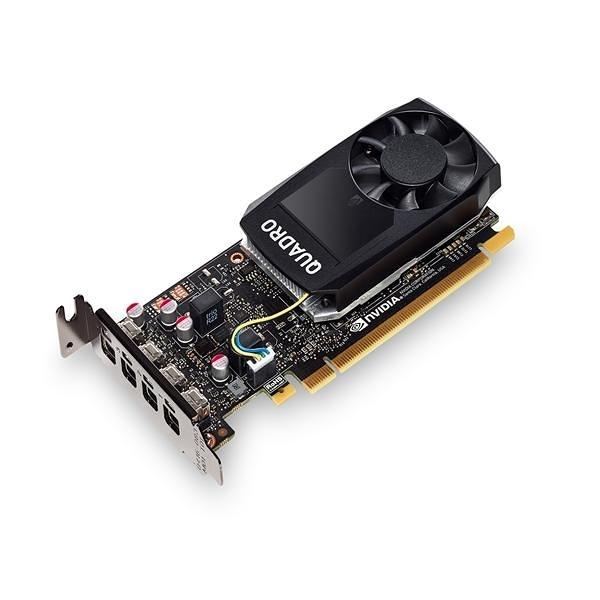 全新 麗臺 NVIDIA Quadro P1000 4GB GDDR5 工作站繪圖卡 / MDP-DVI