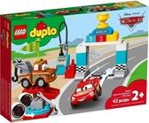 【LEGO樂高】 DUPLO 閃電麥坤的比賽日 #10924