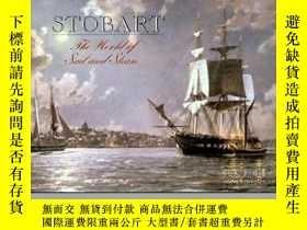 二手書博民逛書店Stobart:罕見The World of Sail and