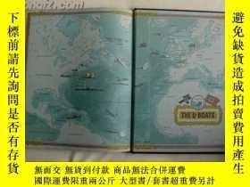 二手書博民逛書店世界航海史之:潛艇罕見U-Boats Y21244 Dougla