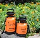 噴壺澆花園藝氣壓式噴霧器大容量噴霧瓶高壓力打藥桶噴水壺澆水壺MBS「時尚彩紅屋」