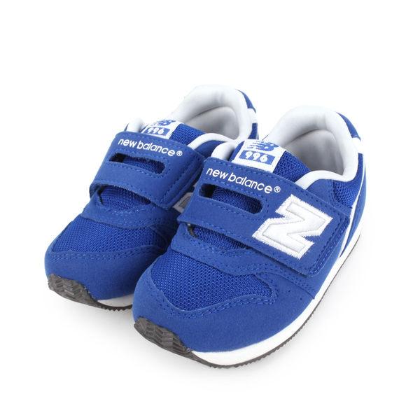 NEW BALANCE 996系列 男女童復古慢跑鞋-WIDE (免運 NB N字鞋≡體院≡