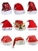 圣誕節裝飾品 成人兒童圣誕老人帽
