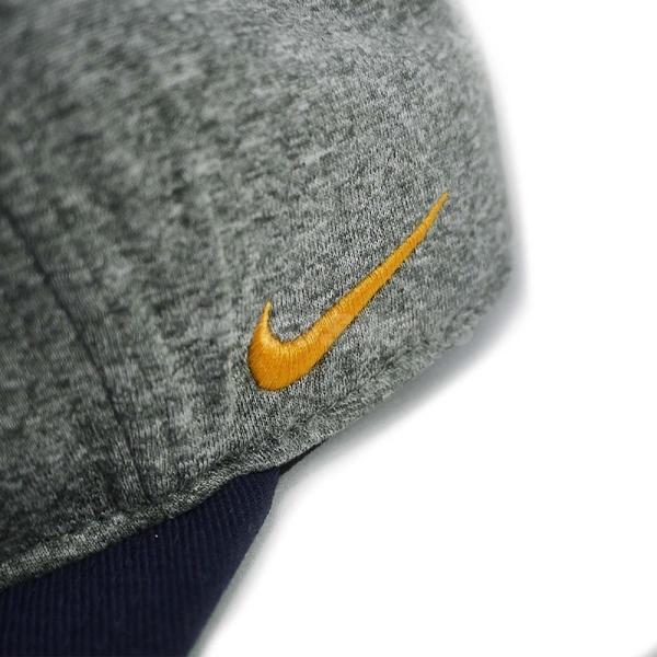 Nike 帽子 AroBill Pro Heater Dri-Fit 灰 藍 男女款 克里夫蘭騎士隊 電繡 Cleveland Cavaliers 【ACS】 869920-091