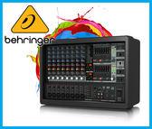 【小麥老師樂器館】Behringer 耳朵牌 PMP1680S 1600瓦 10軌 高功率 混音座 PMP-1680S