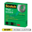 3M Scotch 810 1/2隱形膠...