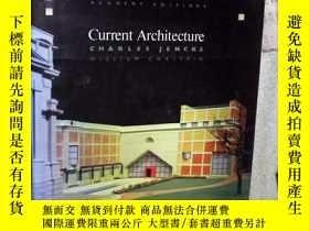 二手書博民逛書店CURRENT罕見ARCHITECTURE 當前架構 010Y2