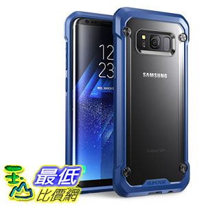 [106 美國直購] Supcase Samsung Galaxy S8 Plus Case 霧面藍框 [Unicorn Beetle Series] 手機殼 保護殼