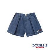 DOUBLE_B 黑熊妹短褲