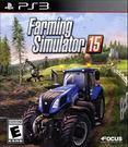 PS3 Farming Simulator 15 百萬農青大作戰 15(美版代購)