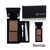 Flormar二合一雙效眉彩寶盒 【康是美】