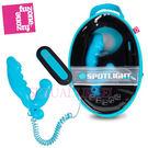 【免運+贈跳蛋+潤滑液】美國Funzone-Spotlight-Superstar 聚光焦點-超級巨星 按摩器 +潤滑液1包