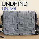 六色袋蓋-長格灰 中型 (M) UNDFIND