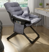 小沙發 懶人沙發臥室小沙發椅宿舍學生寢室電腦椅子家用折疊陽臺躺椅 OB5964
