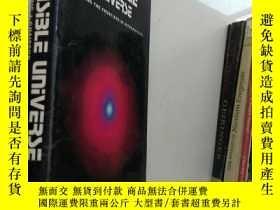 二手書博民逛書店The罕見Invisible Universe:Probing