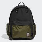 adidas UXPLR Backpack 後背包 筆電包 夾層 雙肩包 拉鍊 綠 GH7211