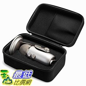 [7美國直購] Caseling B06XX8NCKF 麥克風 收納殼 保護殼 CASE Fits the Blue Yeti USB Microphone/Yeti Pro