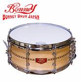 【敦煌樂器】BONNEY JAM SN1470H 日本手工小鼓 亮光木紋