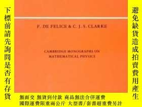 二手書博民逛書店Relativity罕見On Curved Manifolds (cambridge Monographs On