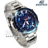 EDIFICE EQB-900DB-2A 全新精選太陽能電力藍芽錶 不鏽鋼 男錶 藍面 EQB-900DB-2ADR CASIO卡西歐
