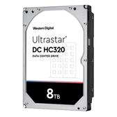 分享 Western Digital Ultrastar DC HC320 8TB 3.5吋企業級硬碟(HUS728T8TALE6L4/0B36404)