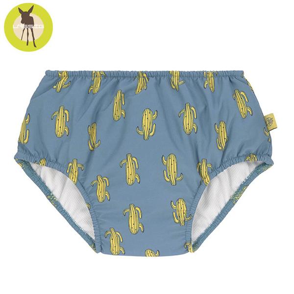 德國Lassig-嬰幼兒抗UV游泳尿布褲-仙人掌
