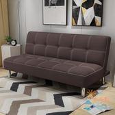 快速出貨-懶人沙發沙發床簡約多功能沙發床可折疊客廳小戶型懶人雙人三人小沙發兩用1.8米WY