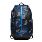 Nike Hoops Elite Pro 迷彩藍 後背包 雙肩包 休閒 運動 籃球 旅行 筆電包 大學包 大容量 BA5555431