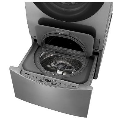 LG 2公斤 MiniWash迷你洗衣機 (加熱洗衣)  WT-D200HV (星辰銀)