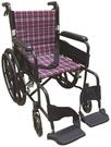 富士康機械式輪椅(未滅菌) (FZK25B鋁製輪椅-標準折背)