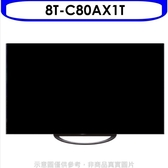 回函贈夏普【8T-C80AX1T】80吋8K聯網電視