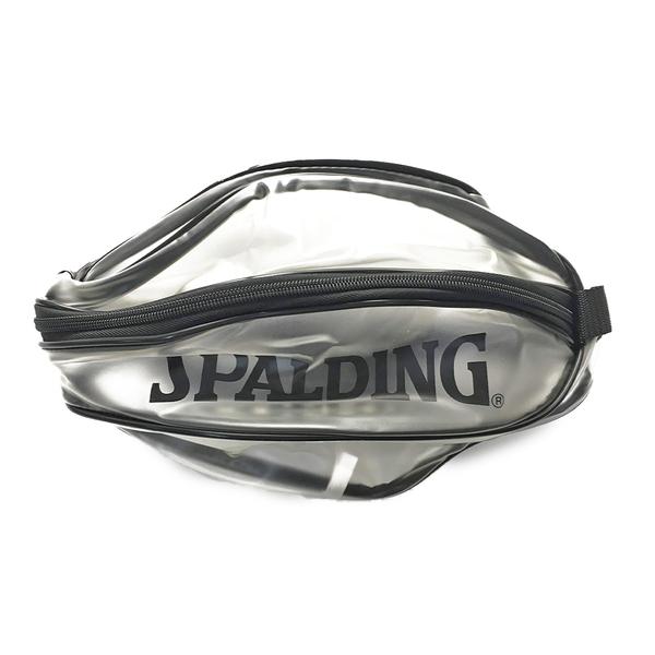 Spalding [SPB5309N00] 單顆裝 瓢蟲袋 攜帶方便 附肩袋 不含籃球 斯柏丁 黑